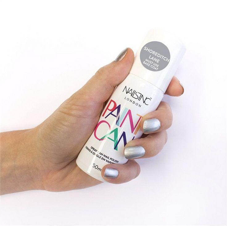 Smalto spray per unghie perfette - Vogue.it