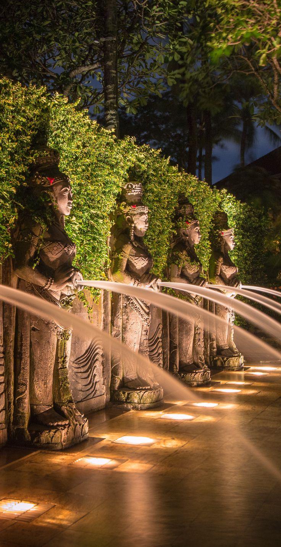 This is the KIDS POOL at InterContinental Bali Resort in Jimbaran, Bali. Just imagine what the rest is like! #amazing #beautifulplaces #resort