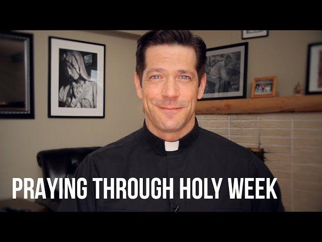 WATCH: How to Pray Through Holy Week - Church - Aleteia.org – Worldwide Catholic Network Sharing Faith Resources for those seeking Truth – Aleteia.org