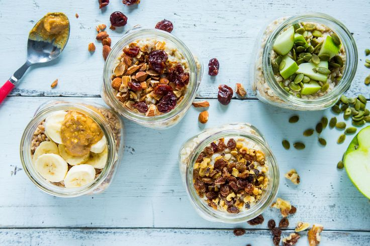 Make-ahead mason jar oatmeal lets you prep ahead of time and enjoy a delicious and hearty breakfast amidst the morning rush