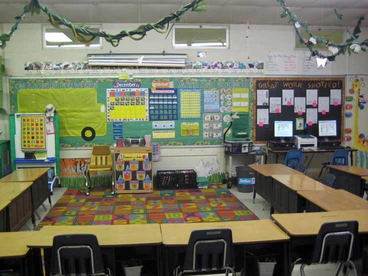 Classroom Decoration Jungle : Jungle theme classroom thriller thursday where the wild