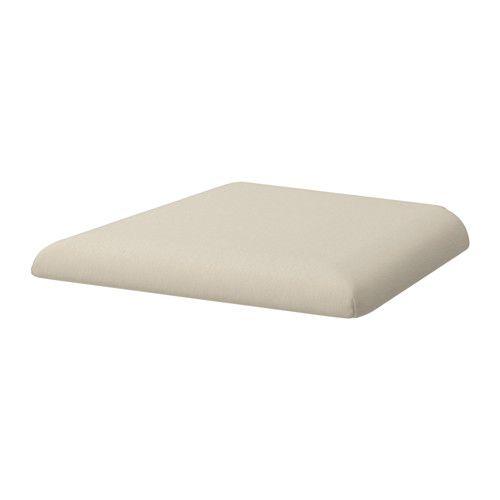 IKEA - LERHAMN, Funda silla, Funda lavable a máquina. Fácil de mantener.Es fácil poner y quitar la funda de la silla LERHAMN.