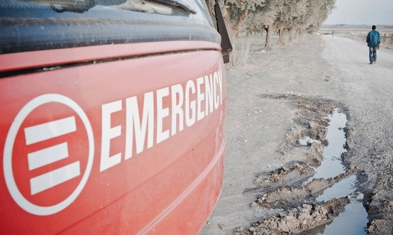 Un #Polibus di @EMERGENCY ha iniziato le attività in Puglia http://www.emergency.it/italia/polibus.html