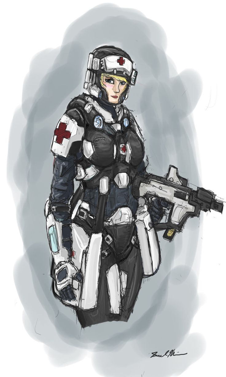 Army nurse sc2 - 1 1