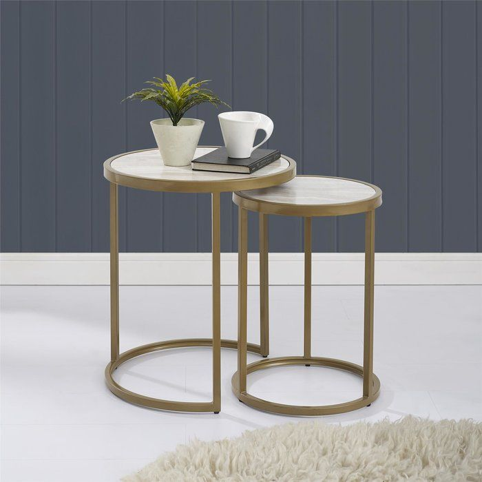 Silvis End Table In 2019