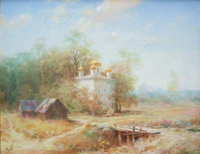 работы художника Wlodzimierz Czurawski – 03