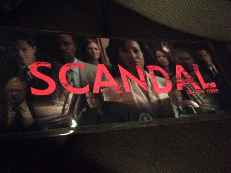 #Scandal #ScandalThursday #ScandalABC