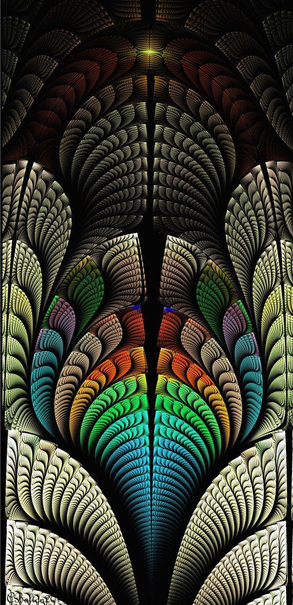 Ascension by Shadoweddance on Deviant Art  Digital Art / Fractal Art©2010-2015 Shadoweddancerr