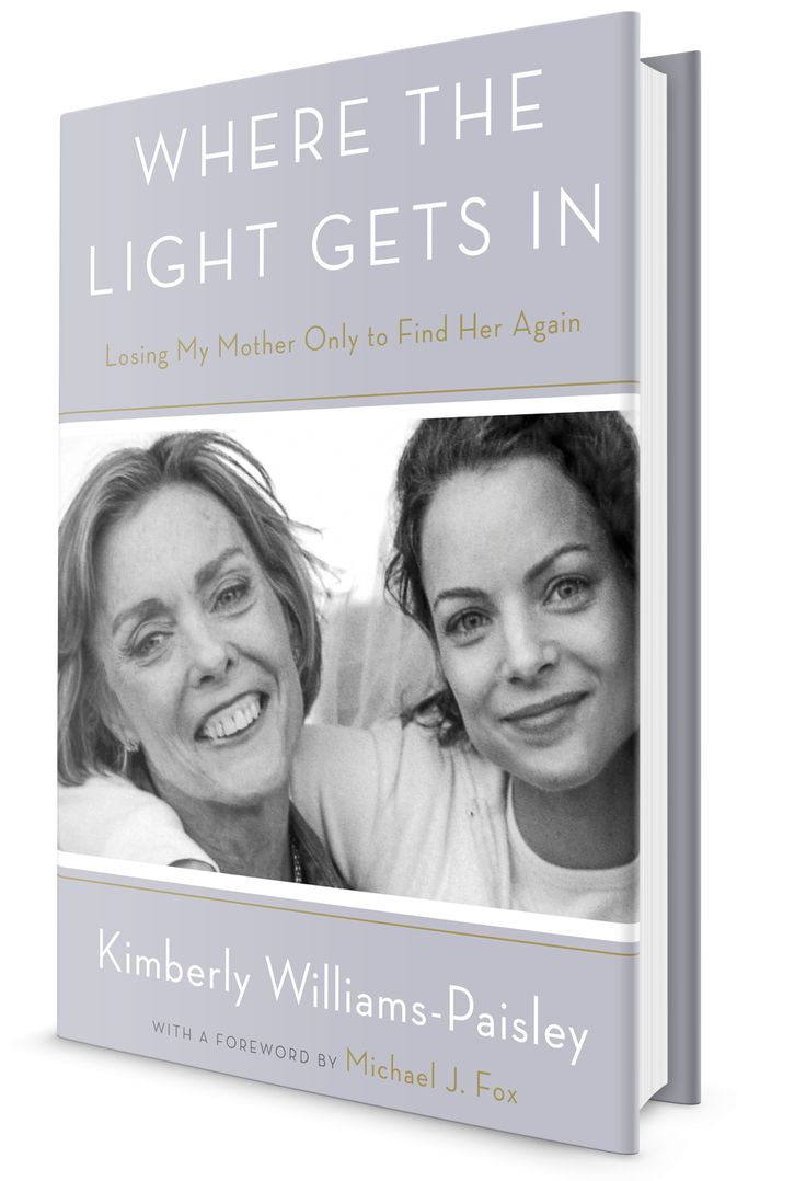 Kimberly Williams-Paisley This was such an amazing book.  I read it almost a month ago and I still laugh and cry at some of the things she's talked about.  Great Book Kim!!