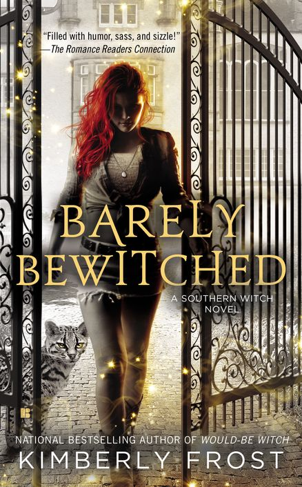#NewRelease ♥ BARELY BEWITCHED by Kimberly Frost ♥ Welcome to Duvall, Texas, where Tammy Jo Trask has just unleashed an accidental Armageddon.