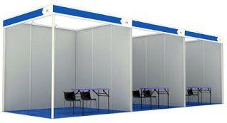 partisi pameran,stand,booth,exhibition: Sewa partisi pameran murah