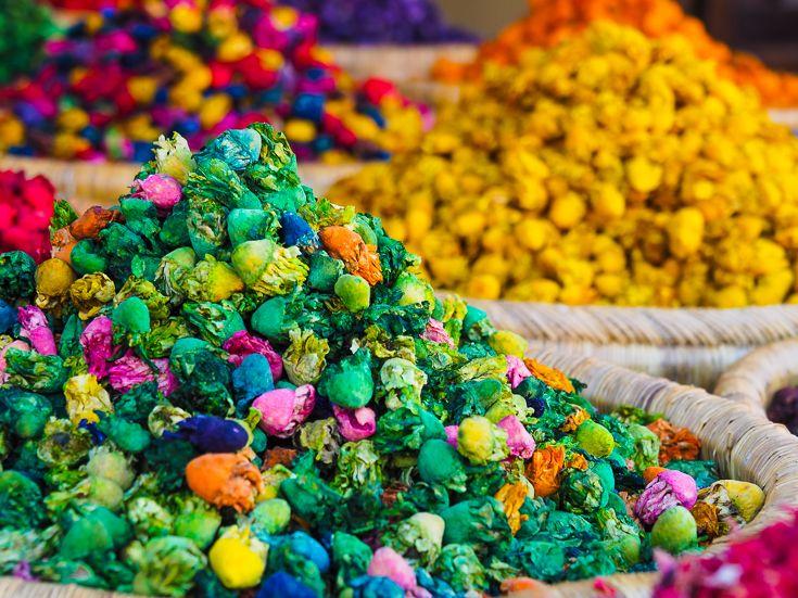 Pot Pourri Marrakech, Morocco