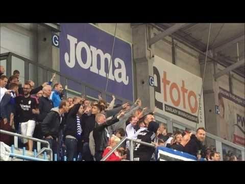 EL: Piast Gliwice - IFK Göteborg. 2016-07-14 [FANS]