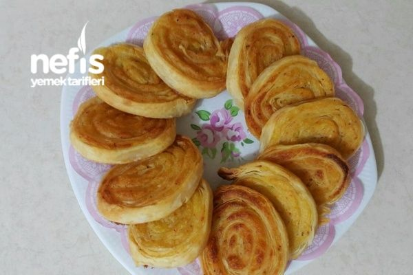 Patatesli Rulo Çıtır Börek