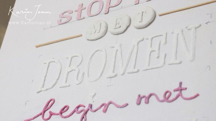 Stop niet met dromen bijna klaar.jpg