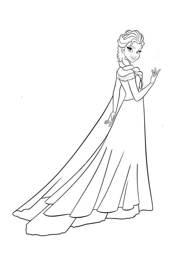 Ausmalbilder Eiskonigin Elsa E1551072415159 Elsa Coloring Pages King Coloring Book Disney Princess Coloring Pages