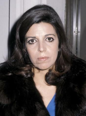 Christina Onassis in 1979 (Getty Images / WireImage / Ron Gallela)