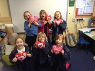 """""""Wow - very #Inspired by your sewing Year 1 girls at Pock pre- prep"""