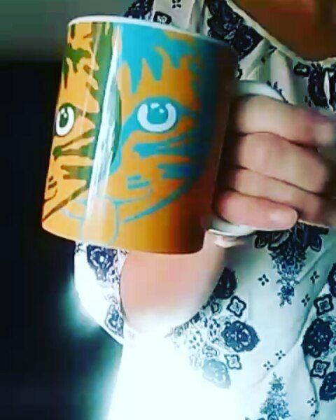 ...from the Mollycat S6 collection - 'Mollycat Orange' mug @society6 !! 😀☕© https://society6.com/artgaragefinland/collection/mollycat (link also in bio) #society6living #mug #cup #shareyoursociety6 #society6 #coffeemugs #cats #drink #orange #art #design #designer #s6 #instamug #instaorange #instacats #catstuff #catmugs #instalike #boomerangapp #video #instalikes #designoftheday #mollycatfinland #catlovers #catscatscats #mollycatorange