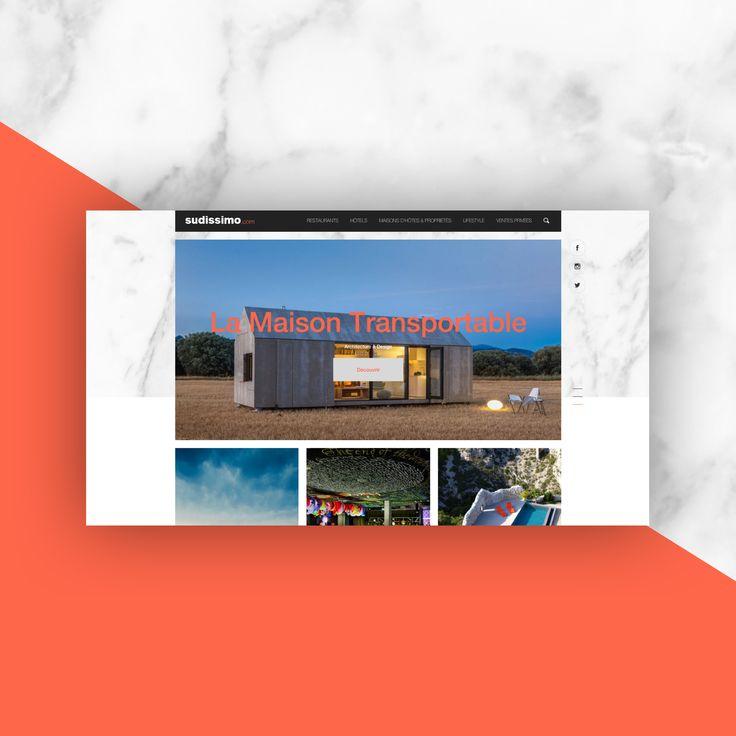 Sudissimo.com, une collection exclusive de restaurants, hôtels design et de luxe, de maisons d'hôtes de charme et de propriétés à louer dans le sud France.