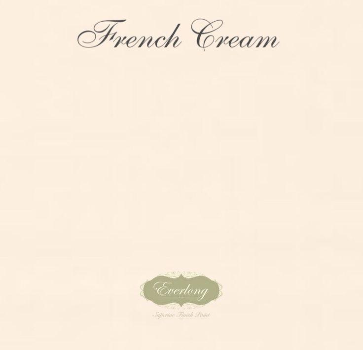 Everlong Superior Finish Paint • French Cream