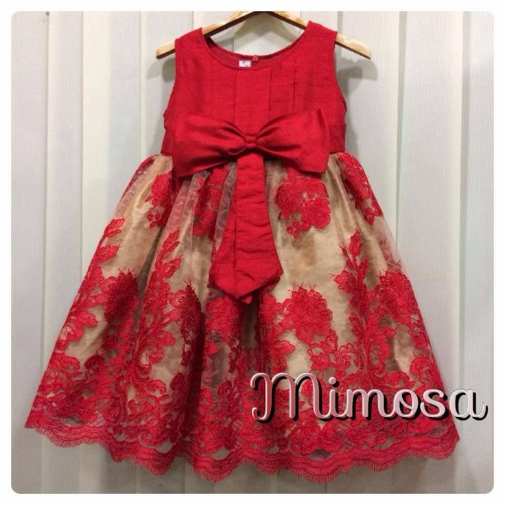 Alluring Kids Dresses by Mimosa photo