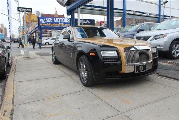 Used luxury car for sale  2012 Rolls-Royce Ghost