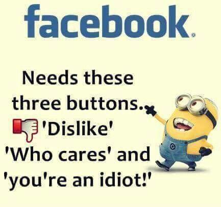 Facebook needs...