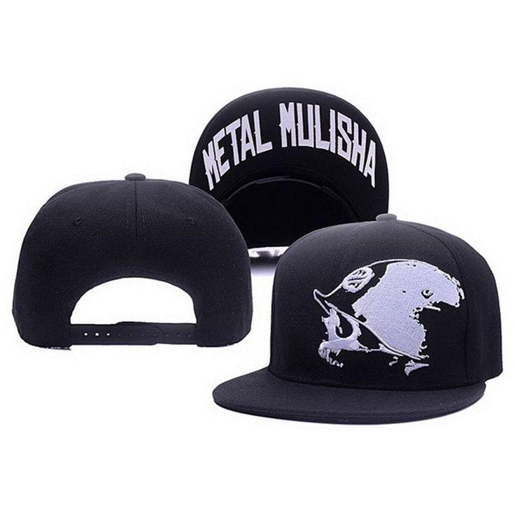 2016 Fashion Metal Mulisha Baseball Hat Best Quality Brand Snapback Cap For Men Women Free Shipping