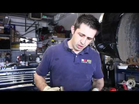 We're back again with Mike from M&M Motors, this time to help guide you through the steps to change the front brake pads and discs on an Audi A6, the process also works on similar models such as the S4 or Passat.