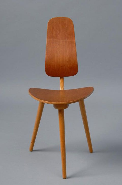 Bengt Ruda; 'Grill' Chair for IKEA, 1958.