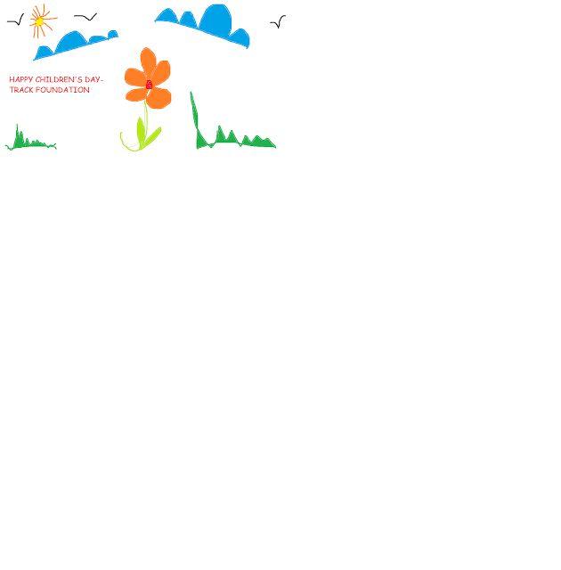 TRACK FOUNDATION - A NON PROFIT ORGANIZATION: HAPPY CHILDREN'S DAY!  We celebrate the birthday o...