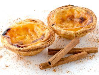 Portugalskie Pasteis de Nata | Blog kulinarny - oryginalne przepisy oraz porady kulinarne