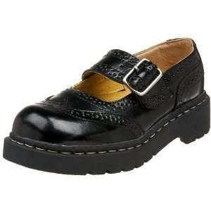 Click on the image for more details! - T.U.K. Women's T1002 Brogue Mary Jane,Black,9 M (Apparel)