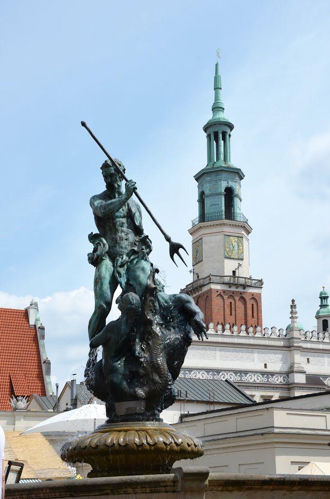 Poznań, Poland.