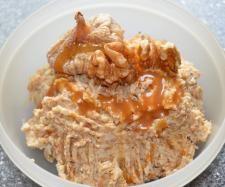 Rezept Frischkäsebrotaufstrich mit Datteln und Cashewkernen von LadyChiara…