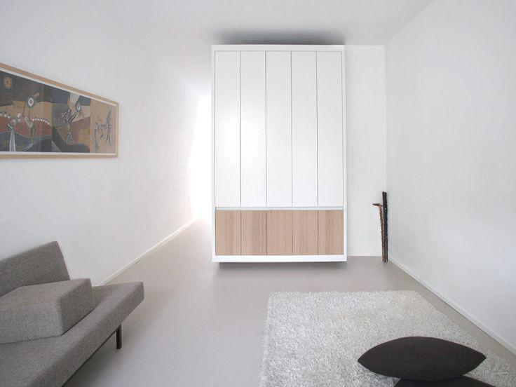 116 best sols intérieurs images on Pinterest Flooring, Floors and - Raccord Peinture Mur Plafond
