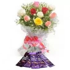 Online Roses, Mixed Roses Bouquets, Send Roses Online
