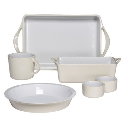Giada De Laurentiis® for Target® 6-pc. Ceramic Bakeware Set.Opens in a new window