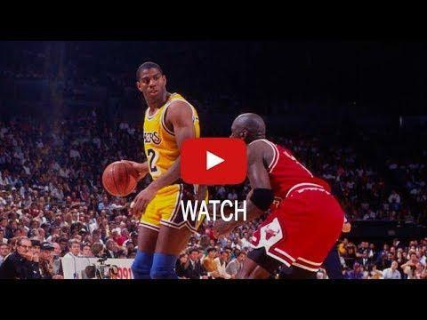 NBA Finals 1991. Lakers vs Chicago Bulls. Game 3. Jordan 29+9+9, Pippen 19+13, Magic 22+6+10 HD 720p - YouTube