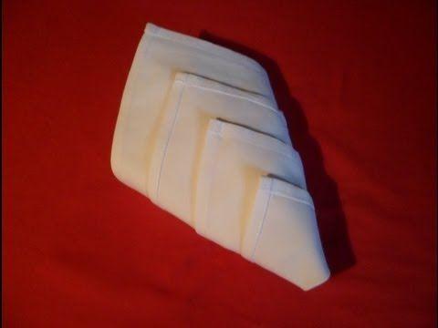 how to fold napkins diamond fold napkin folding napkin folding table dining etiquette. Black Bedroom Furniture Sets. Home Design Ideas