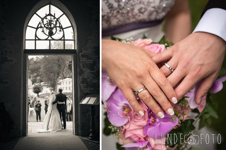 Norwegian wedding - Kragerø Norway