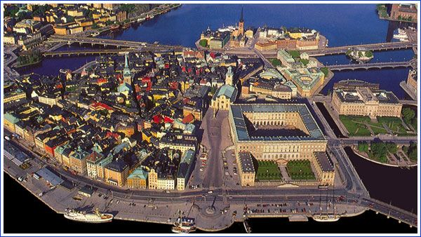 Have spent days upon days on this little islet, just exploring. The best place to go to sight-see in Stockholm.