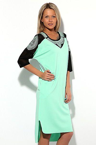 Купить платье Moschino арт. 93218 в интернет магазине одежды ГАРДЕРОБ   Женская одежда   Дизайнерские Платья
