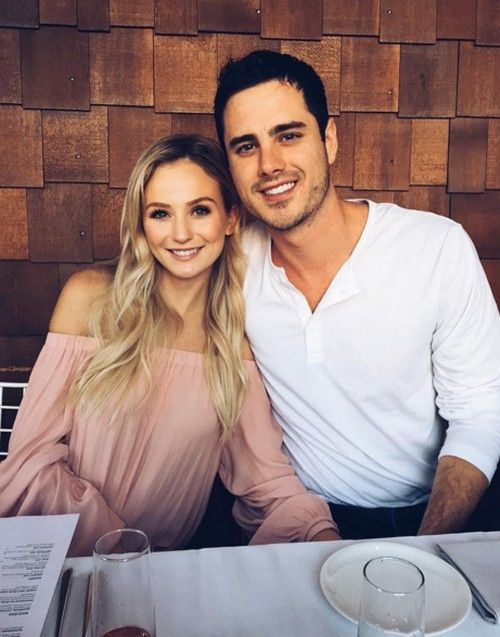 Bachelor Ben Higgins and Lauren Bushnell No Wedding Date: Couple Break Up Fighting Over Jojo Fletcher and Ben's Ex-Girlfriend