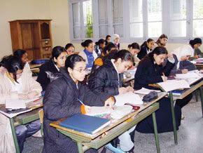 La préparation du baccalauréat