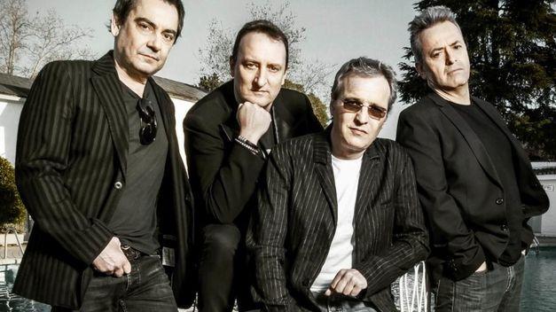 Hombres G comienzan este viernes en Murcia su gira 30 aniversario