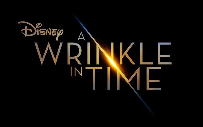 Télécharger fonds d'écran 4k, Une Ride dans le Temps, d'affiches, 2018 film, Disney