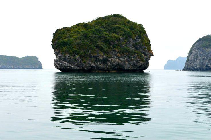 the Cat Ba Archipelago in Northern Vietnam