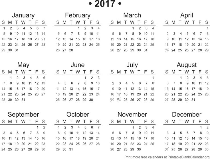 Image result for 2017 calendar